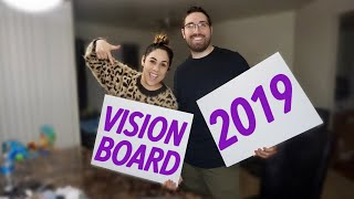 BYE 2018, HELLO 2019 | VISION BOARDS