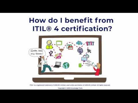 How do I benefit from ITIL® 4 certification?