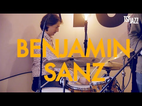 "Le Quintet de Benjamin Sanz avec ""The Escape"" sur TSFJAZZ !"