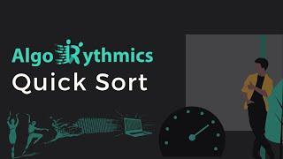 Quick-sort with Hungarian (Küküllőmenti legényes) folk dance