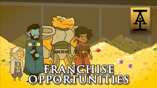 "Franchise Opportunities - S1 E1 - Acquisitions Inc: The ""C"" Team"