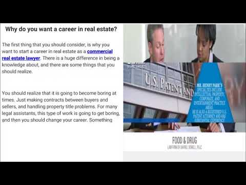 Commercial Real Estate Lawyer