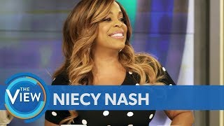 Niecy Nash On Playing A Sexy Character On 'Claws,' Wakanda-Themed Anniversary & More
