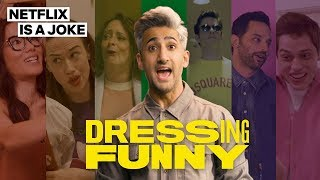 Dressing Funny with Tan France | Trailer | Netflix is a Joke