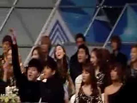Siwon and Jessica moment