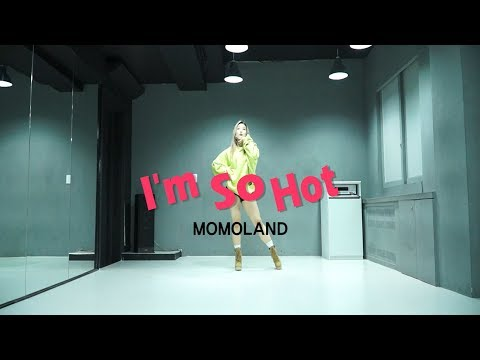 MOMOLAND(모모랜드) - I'm so hot(암쏘핫) DANCE MIRRORED 안무 거울모드 COVER [WAWA DANCE ACADEMY 와와댄스 마포본점]
