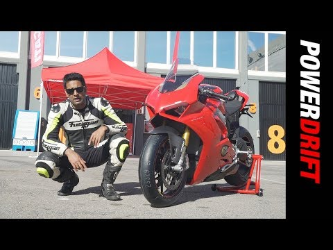 Ducati Panigale V4 : Change is the only constant - A new era : PowerDrift