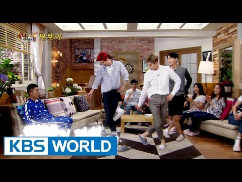 Exo's Three Dance Holes, Prove Your Dance! [Happy Together/2016.07.14]