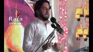 Majlis e Aza Zakir iqbal Hussain shah of bijar  10 june 2013 Deona Mandi