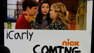 Nickelodeon Bumper (2009-2010) Coming Up iCarly / Now More The Kidz Bop Kids #2
