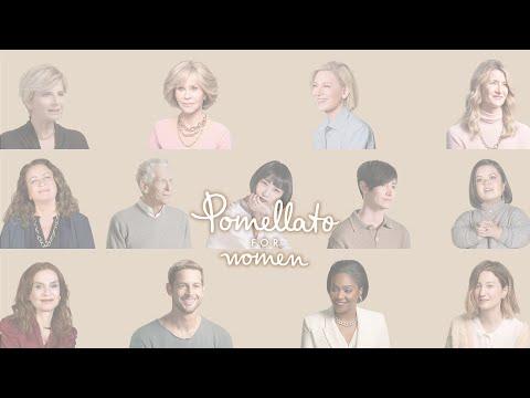 Pomellato unveils its 2020 video honoring International Women's Day. Watch the full video on Pomellato.com