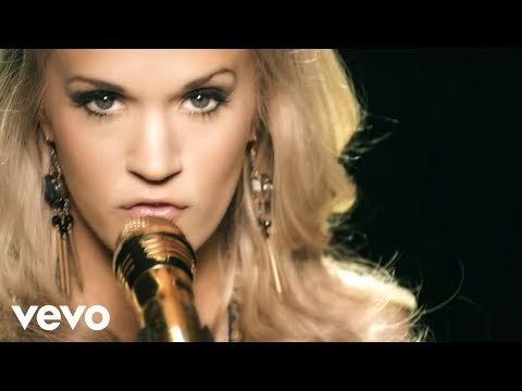 Carrie Underwood - Undo It - YouTube