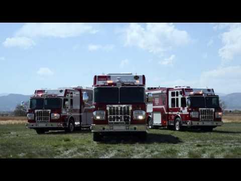 Calgary Haz-Mat Truck #973-975 Overview