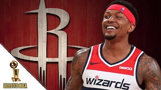 Houston Rockets Interested In Bradley Beal Trade!