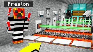 99% of you can't escape this prison! (MINECRAFT PRISON ESCAPE!)