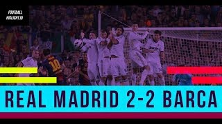 Real Madrid vs Barca Goal&Hightlight El classico 05-07-2018#Footballhighlight