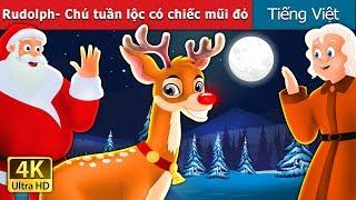 Rudolph- Chú tuần lộc có chiếc mũi đỏ | Chuyen co tich | Truyện cổ tích việt nam