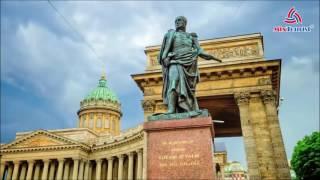 [Tourdulichnga.vn] Khám phá Saint Petersburg - Thành phố của những kiến trúc