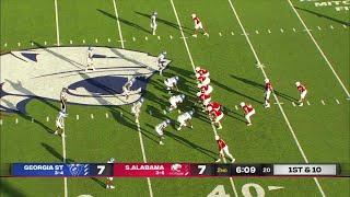 NCAAF 2020 Week 12 Georgia State vs South Alabama