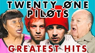 ELDERS READ TWENTY ONE PILOTS' HIT SONGS (React)