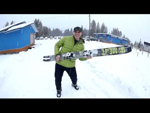 Shredding on the Skitar @ Valhalla Powdercats