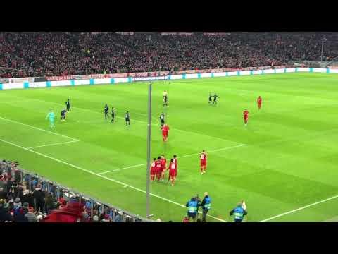 3:1 Alle Torjubel LIVE - FC Bayern vs Tottenham UEFA Championsleague | 11.12.2019