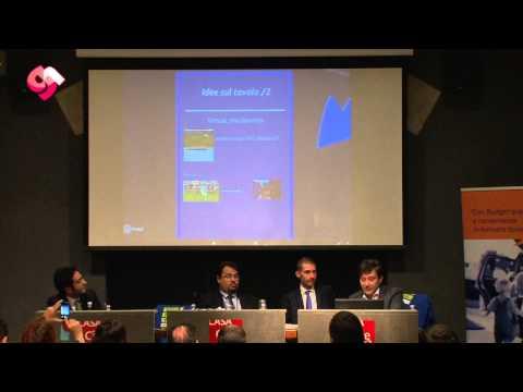 Social Media Week Roma: Antonio Gridà Cucco (BMM) sul gioco online