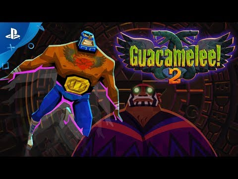 Guacamelee! 2 Video Screenshot 2