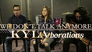 Kylaborations: We Don't Talk Anymore (cover) by Kyla and Thor Dulay