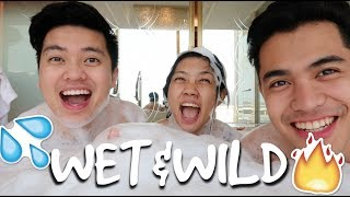 WET NA WET and WILD NA WILD!! 🙊🔥💦 (Sobrang Laughtrip!!)