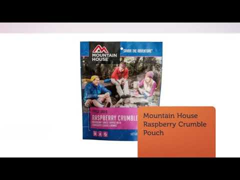 Buy Online Mountain House Pouch