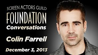 Conversations with Colin Farrell