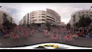 Comparsa La Kochera 2016 Vídeo 360 (Rec Army producciones)