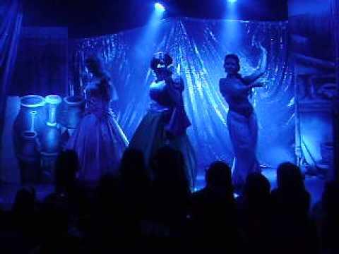 Baile de las princesas
