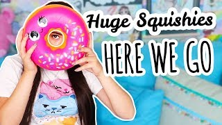 Unboxing YOUR Squishy Packages   Squishy Makeover Donations