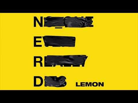 N E R D & Rihanna    Lemon Extended Rihanna Version