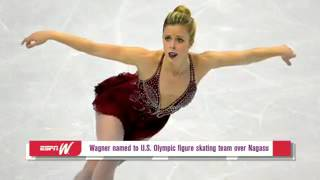 The Word  Wagner In, Nagasu Out For Olympics