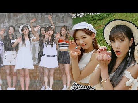 《Comeback Special》 Lovelyz(러블리즈) - Wag-zak(여름 한 조각) @인기가요 Inkigayo 20180701