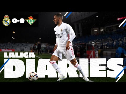 Hazard returns & a key point | Real Madrid 0-0 Betis | BTS | LaLiga