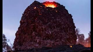 Crazy Looking Lava Eggs Appear In Hawaii After Volcanic Eruption