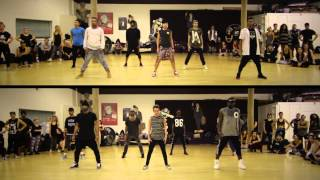 Yonce Dance Class by KEVIN MAHER