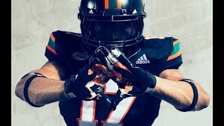Miami Hurricanes Football 2017 Hype #BeatND (Part 2)