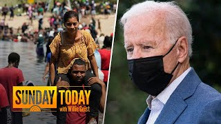 Biden Has A 'Credibility Crisis On His Hands' Amid Border Situation, Chuck Todd says