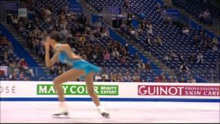 Mao Asada - 2012 World Figure Skating Championships in Nice - Short Program