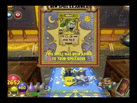 Wizard101 All Myth Spells In Order Videomovilescom