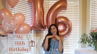 My 16th Birthday!