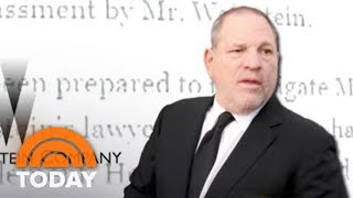 Harvey Weinstein Says He Has To 'Get Help' As Even More Allegations Surface | TODAY