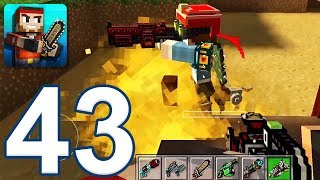 Pixel Gun 3D - Gameplay Walkthrough Part 43 - Charge Cannon (iOS, Android)