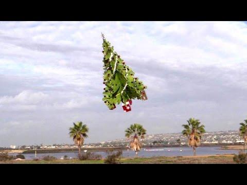 Летечка новогодишна елка