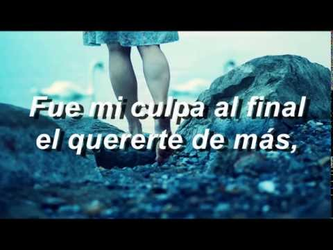 Mi Peor Error - Matisse - Letra - HD